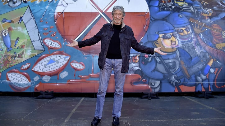 Roger Waters Collaborating on Opera Based on Pink Floyd's 'The Wall'