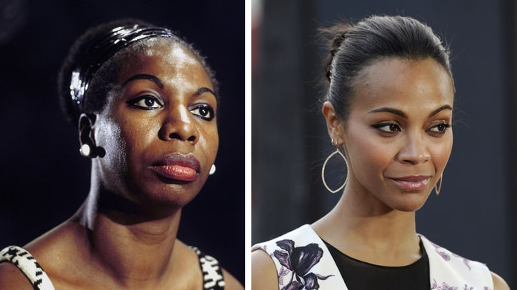 Nina Simone's Daughter Defends Zoe Saldana, Slams Biopic