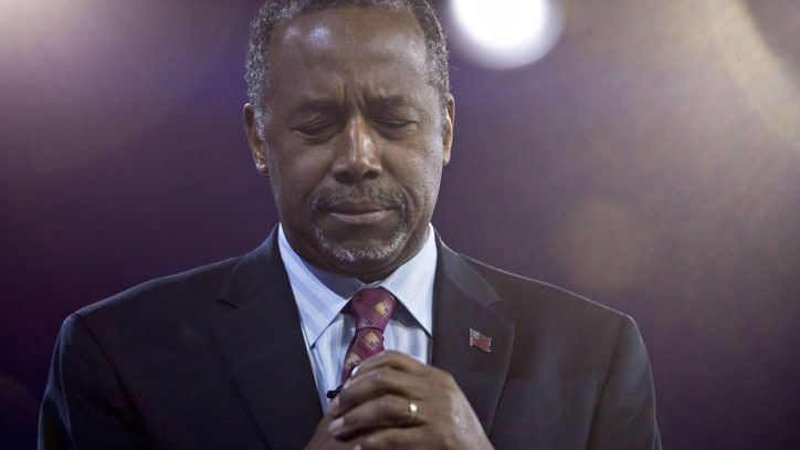 Gifted Hands and Grain Silos: RIP, Ben Carson's Campaign