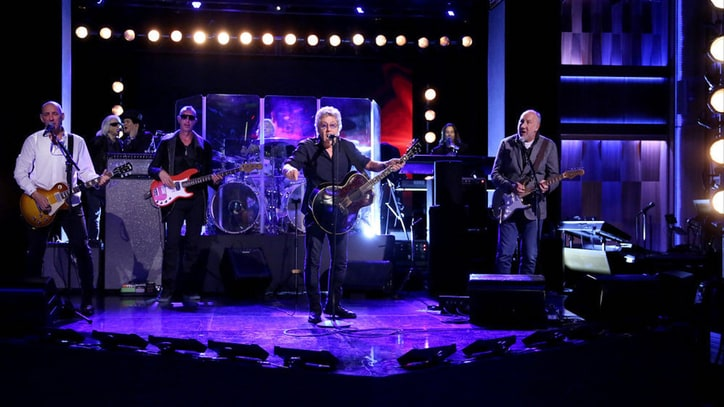 Watch the Who Bring Rousing 'Who Are You' to 'Tonight Show'
