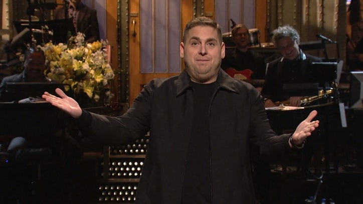 Jonah Hill on 'SNL': 3 Sketches You Have to See