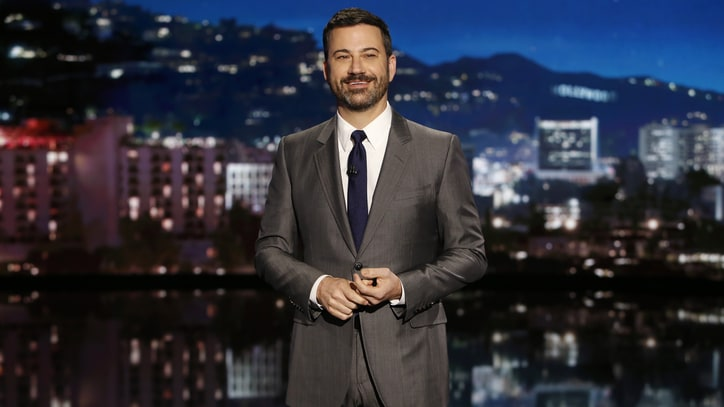 Jimmy Kimmel to Host 2016 Emmy Awards