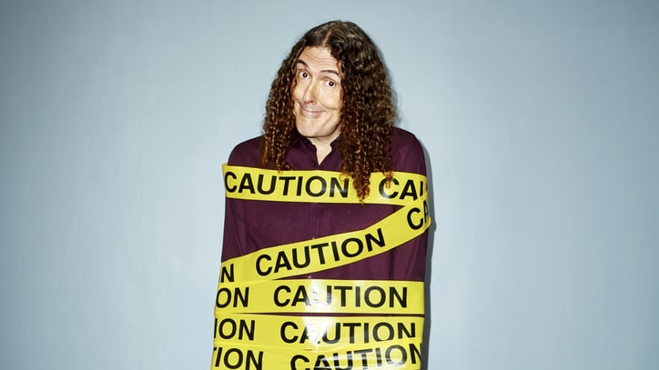 'Weird Al' Yankovic on Parodying 'Star Wars,' Joining 'Comedy Bang! Bang!'