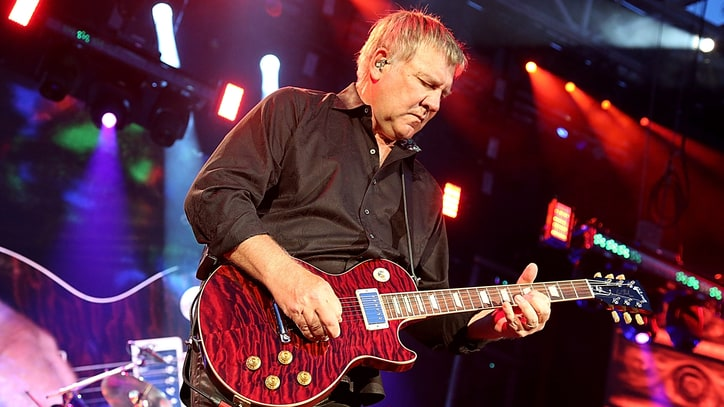 Alex Lifeson Talks Rush's Uncertain Future