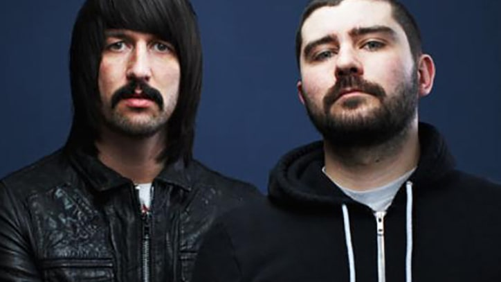 Hear MSTRKRFT's Throbbing New Song 'Little Red Hen'