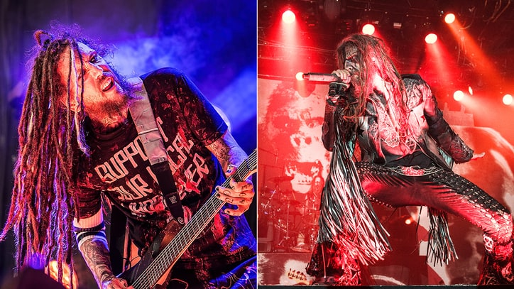 Rob Zombie, Korn Unite for Co-Headlining Summer Tour