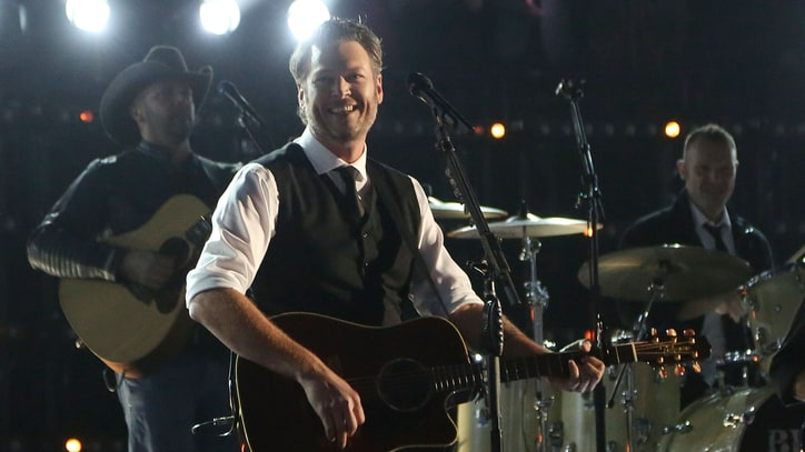 Hear Blake Shelton's Rebounding 'Came Here to Forget'