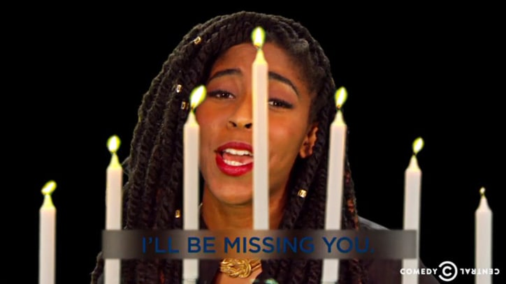 'Daily Show' Sends Off Ben Carson With 'I'll Be Missing You' Parody