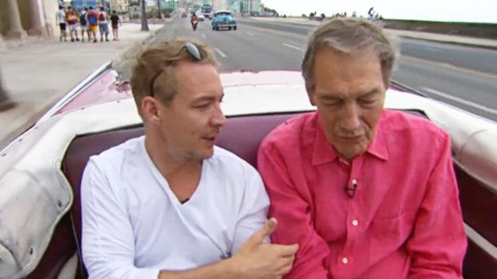 Diplo Cruises Cuba, Talks Historic Havana Concert With Charlie Rose