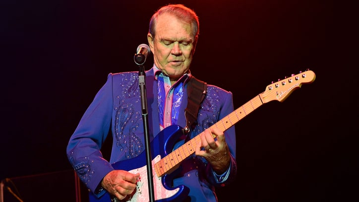 Glen Campbell in Final Stages of Alzheimer's Disease