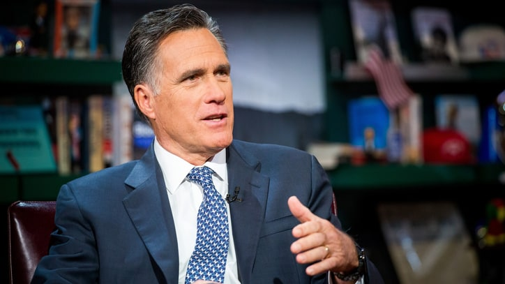 Mitt Romney on Bernie Sanders: 'He's Authentic, but Terribly Misguided'