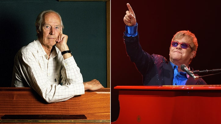 Elton John Pays Tribute to 'Brilliant, Delightful' George Martin