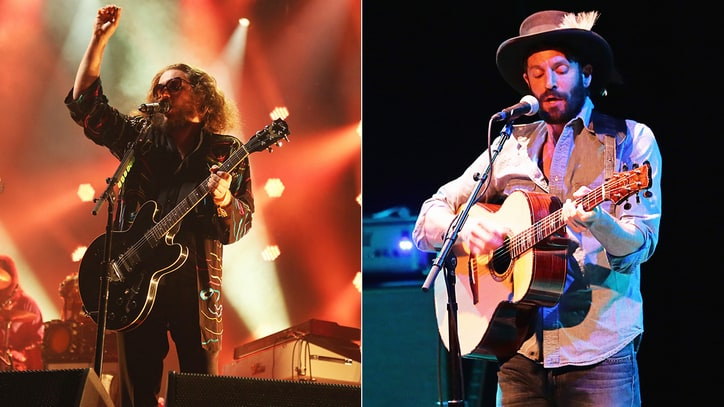 Ray LaMontagne on 'Magical' New LP With Jim James