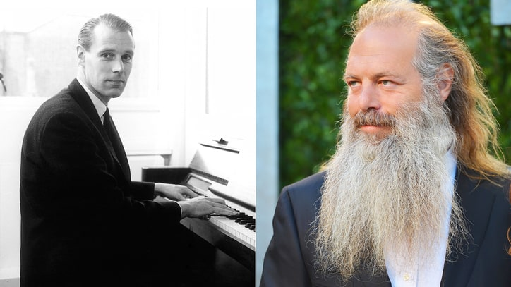 Rick Rubin Pays Tribute to 'Inspiration' George Martin