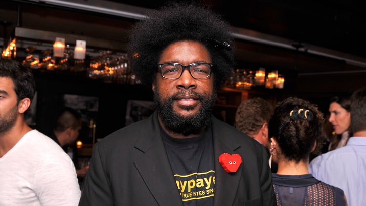 Questlove Details Culinary Creativity Book 'Somethingtofoodabout'