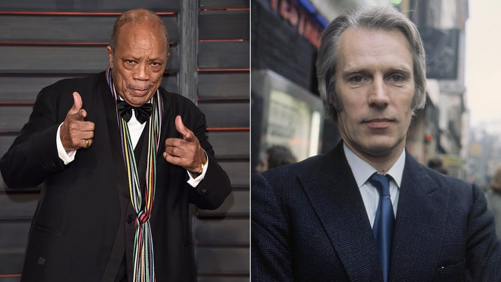 Quincy Jones Talks George Martin: 'He Was Number One. The Top'