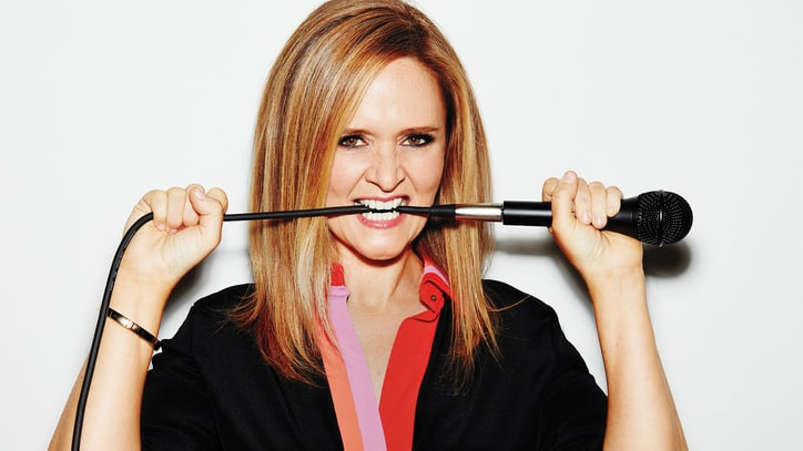 Samantha Bee on 'Full Frontal,' Trump Steaks and President Hillary