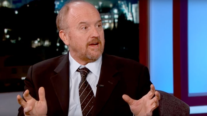 Louis C.K. Talks Pros, Cons of Surprise-Releasing New Show on 'Kimmel'