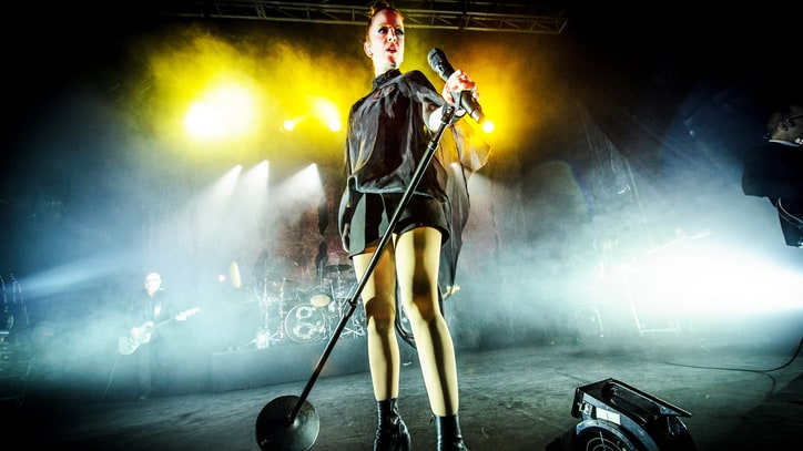 Garbage Prep New Album 'Strange Little Birds'