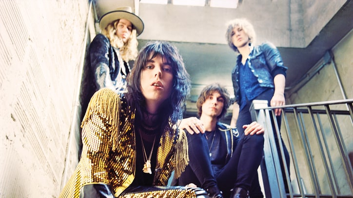 The Struts: Meet England's Newest Glam-Rock Heroes