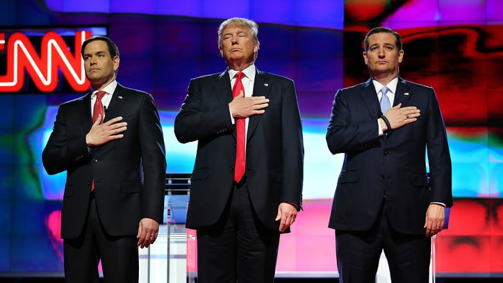 30 WTF Moments From the Miami GOP Debate