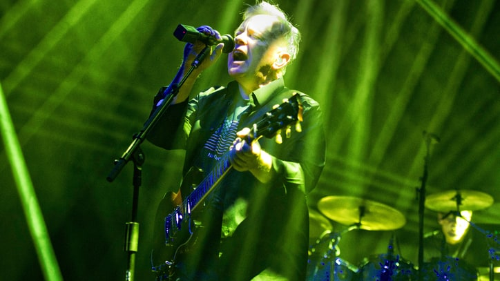 New Order Play With Their Pleasure Zones in Joyous New York City Show