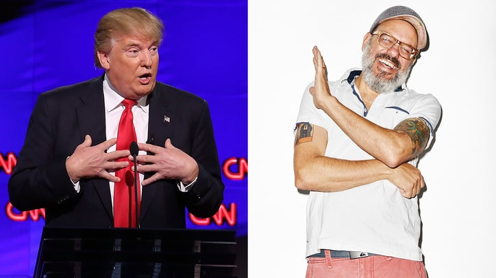 David Cross: Why Donald Trump Will Not Be President