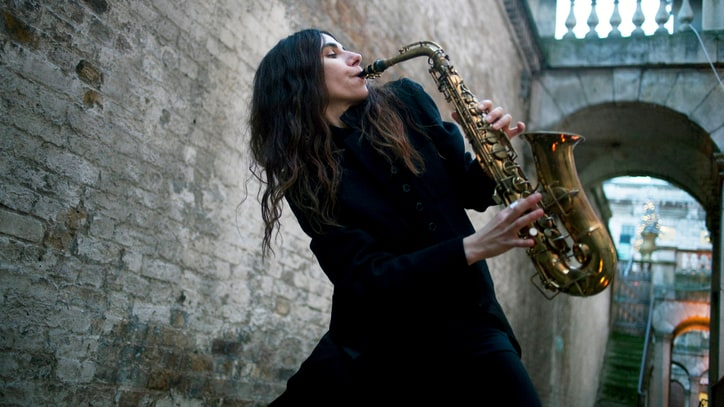 PJ Harvey Drops Washington, D.C.-Inspired 'The Community of Hope'