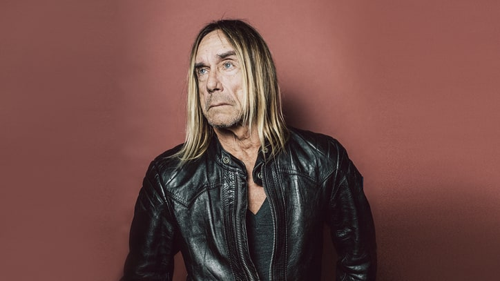 Iggy Pop, the Arcs Release Raucous Covers for 'Vinyl'