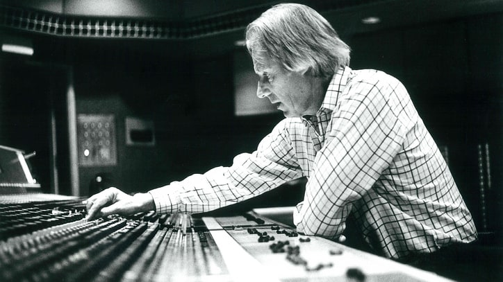 Weekend Rock Question: What Is the Best George Martin-Produced Album?