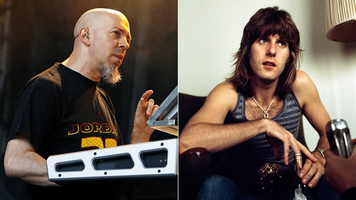 Dream Theater's Jordan Rudess Remembers Keith Emerson: 'He Was My Idol'