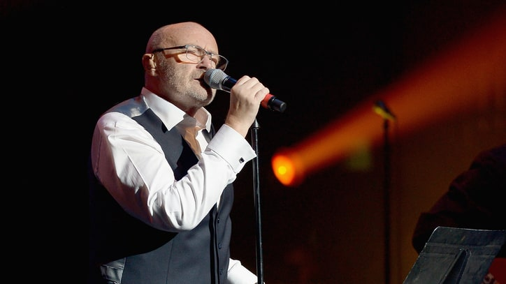 Watch Phil Collins Return for First Concert in Five Years