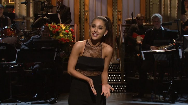 Ariana Grande on 'SNL': 3 Sketches You Have to See