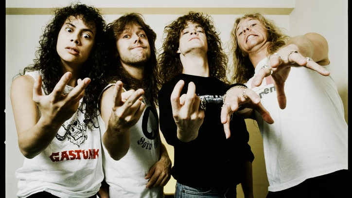 5 Things You Didn't Know About Metallica