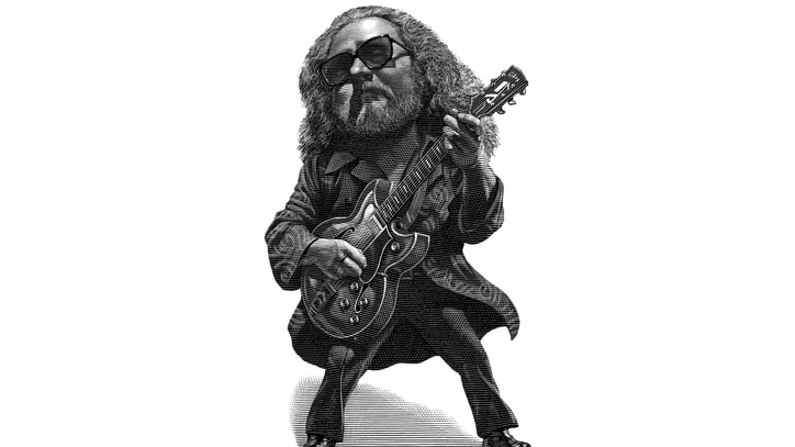 My Morning Jacket's Jim James on What You Can Learn From a Tortoise