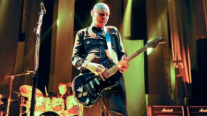 Billy Corgan: Smashing Pumpkins Belong in Rock and Roll Hall of Fame