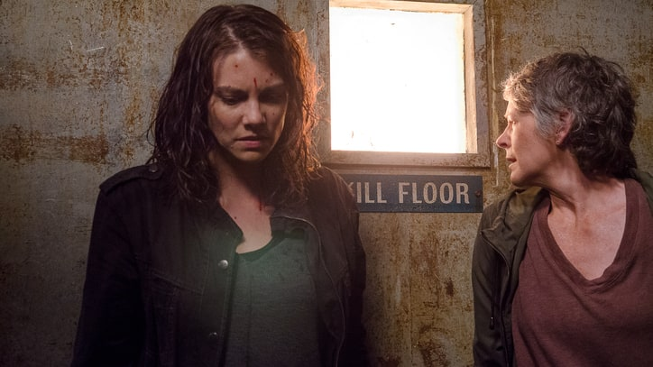 'The Walking Dead' Recap: Ladies First