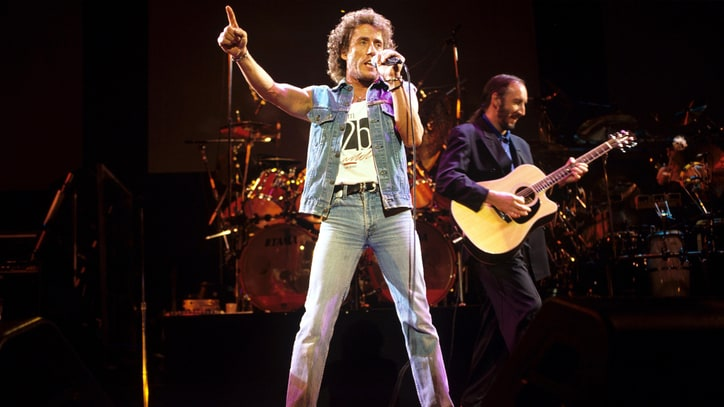Flashback: The Who Play 'Tommy' With All-Star Guests in 1989