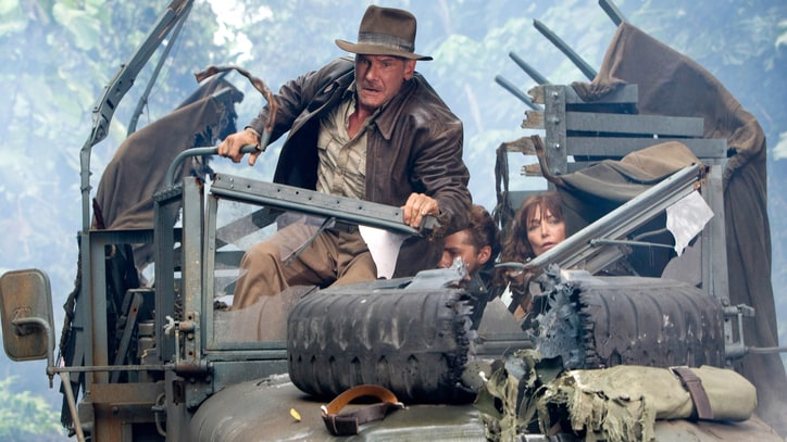 Harrison Ford, Steven Spielberg Set for Fifth 'Indiana Jones' Movie