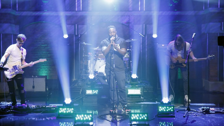 Watch Bloc Party Channel 'The Love Within' on 'Seth Meyers'