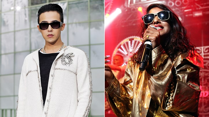Hear Baauer, M.I.A., G-Dragon Team for Booming 'Temple'