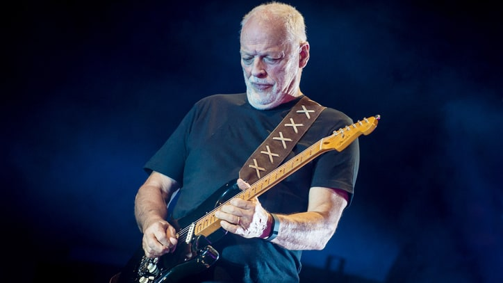 David Gilmour Sets First Pompeii Shows Since Pink Floyd's Concert Film