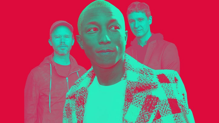 Pharrell on New Dance Collaboration: 'This Is a Brand-New Medium'