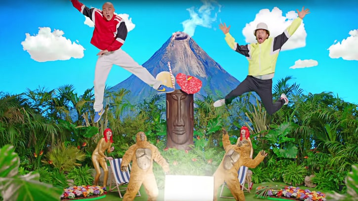 See Cassius, Mike D, Cat Power's Bizarre, Tropical 'Action' Video