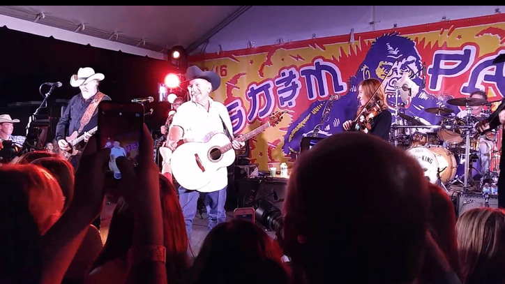 See George Strait's Unexpected SXSW Performance