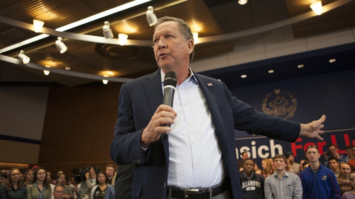 'Moderate' John Kasich Is Actually Terrifying