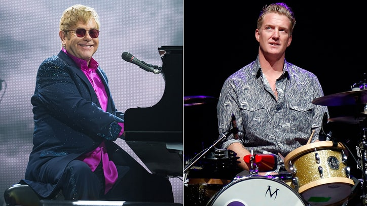 Josh Homme Talks Elton John's 'Glorious' Eagles of Death Metal Cover