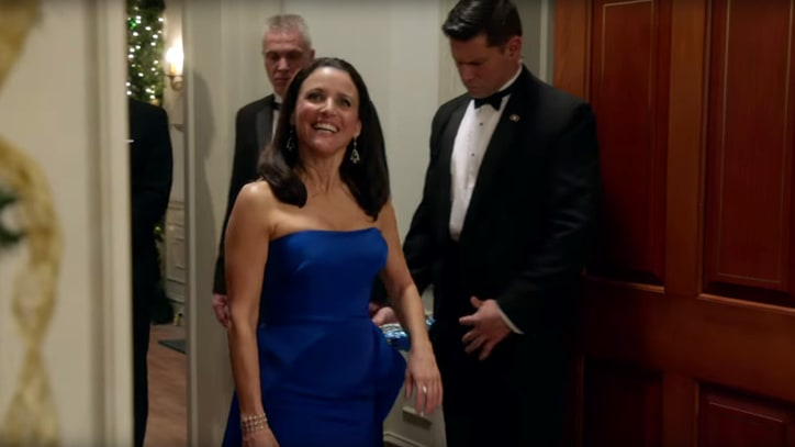 Watch Selina Meyer 'Look Presidential' in 'Veep' Trailer