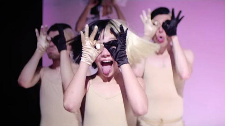 Watch Sia Re-Team With 'Elastic Heart' Dancer for 'Cheap Thrills' Vid