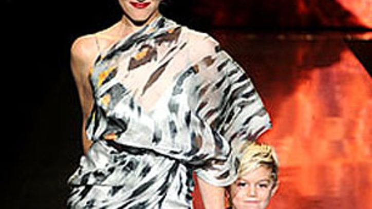 Gwen Stefani Designs Kids Clothes For Target